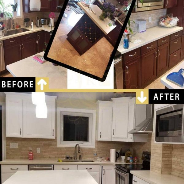 Complete Kitchen Renovation Service Thornhill