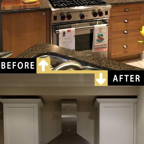 Kitchen Remodeling Cabinets Refinishing Richmond Hill