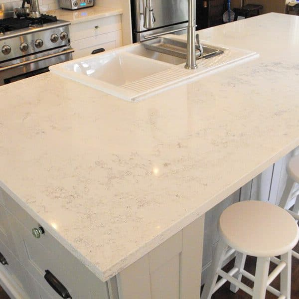 White Countertop Installation Toronto