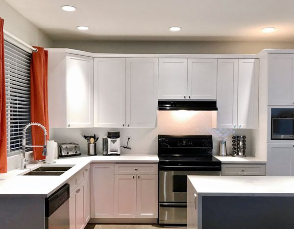Kitchen Cabinets Painting In Toronto