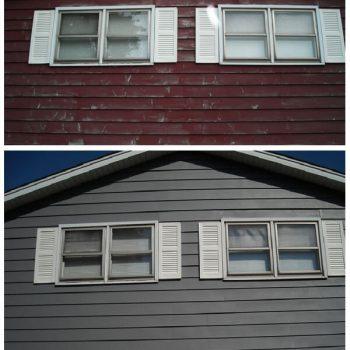Aluminum Siding Exterior House Painting Toronto