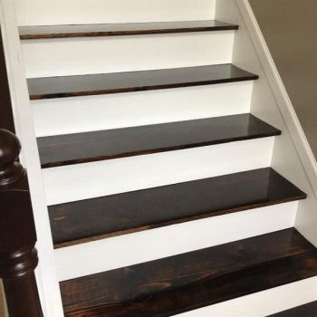 Aurora Richmond Hill Painting Contractor Stairs