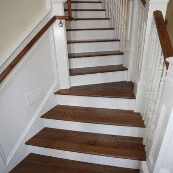 Oak Wood Staining Cost Toronto North York