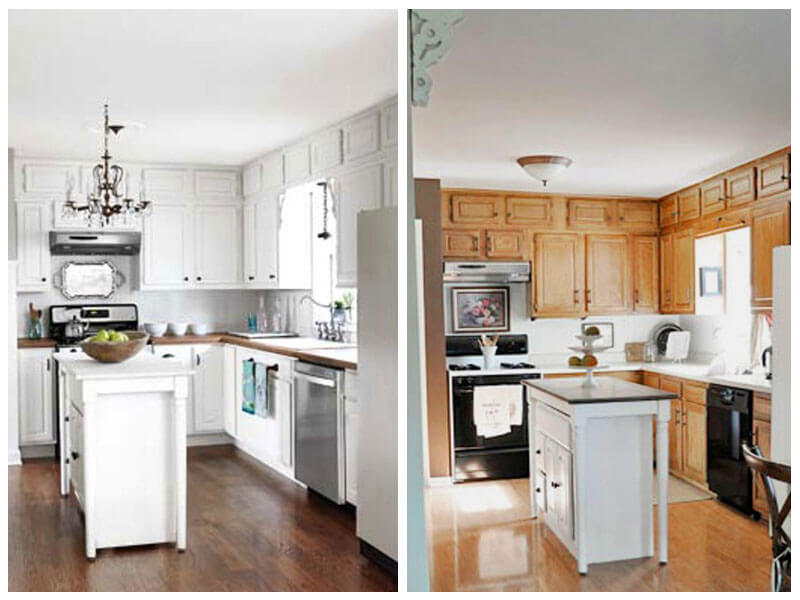 Painting Kitchen Cabinet Painting Vaughan Etobicoke & Kitchen Cabinets Painting Special Promo in Toronto - Richmond Hill
