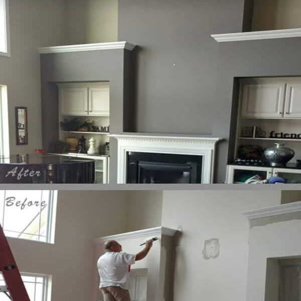 High Quality Painting Interior House Toronto