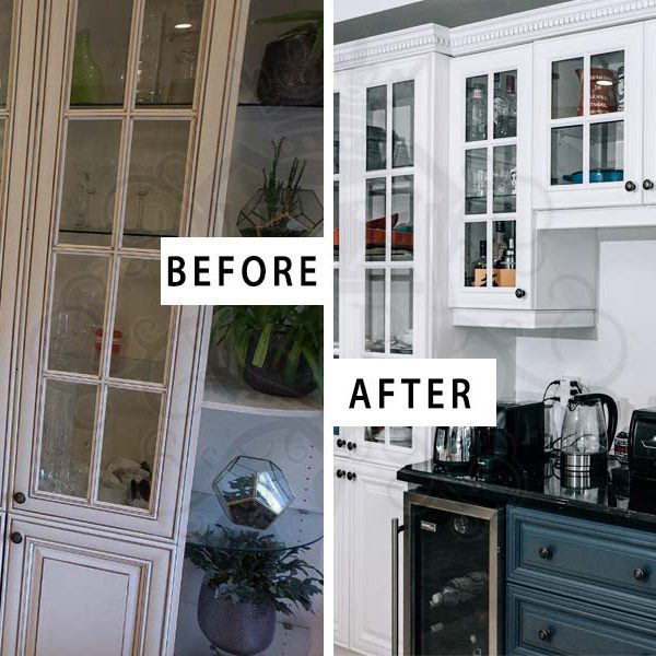 Refinishing Kitchen Cabinets Door Cupboards Toronto