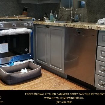Painting Kitchen Cabinet Doors Drawers Inexpensive Toronto