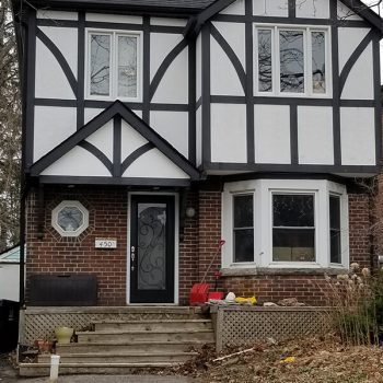 Exterior Victorian House Painting Specialist Toronto