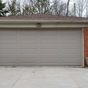 Garage Door Spray Painting Scarborough