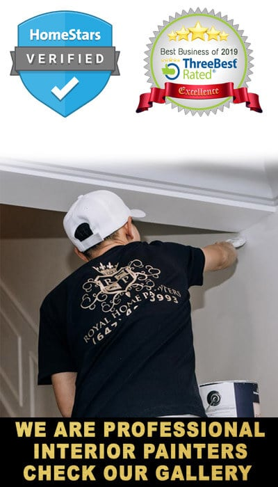 Interior house painting Toronto Banner Blogs