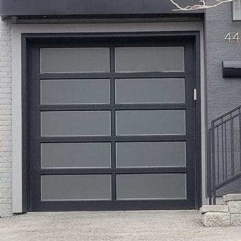 Modern French Garage Door Painting Low Cost North York