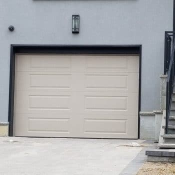 Modern exterior painting spray Toronto
