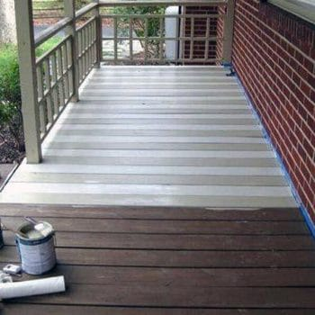 Painting Exterior Deck Porch Toronto