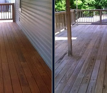 Staining Your Deck Cost Estimate Online Toronto