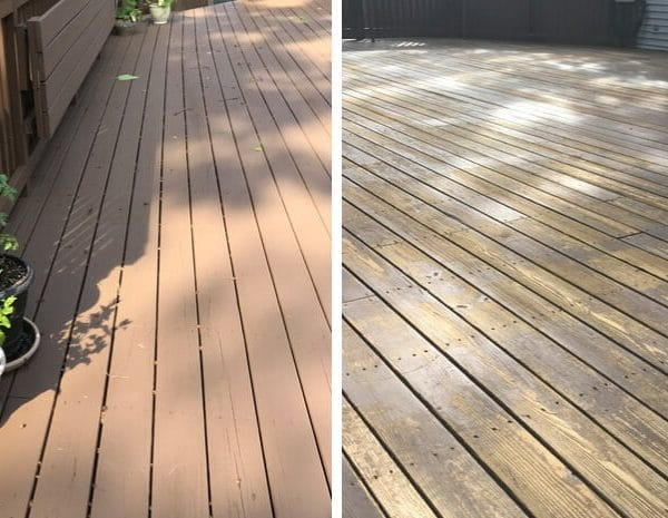 Water Proof Painting Wooden Deck Richmond Hill