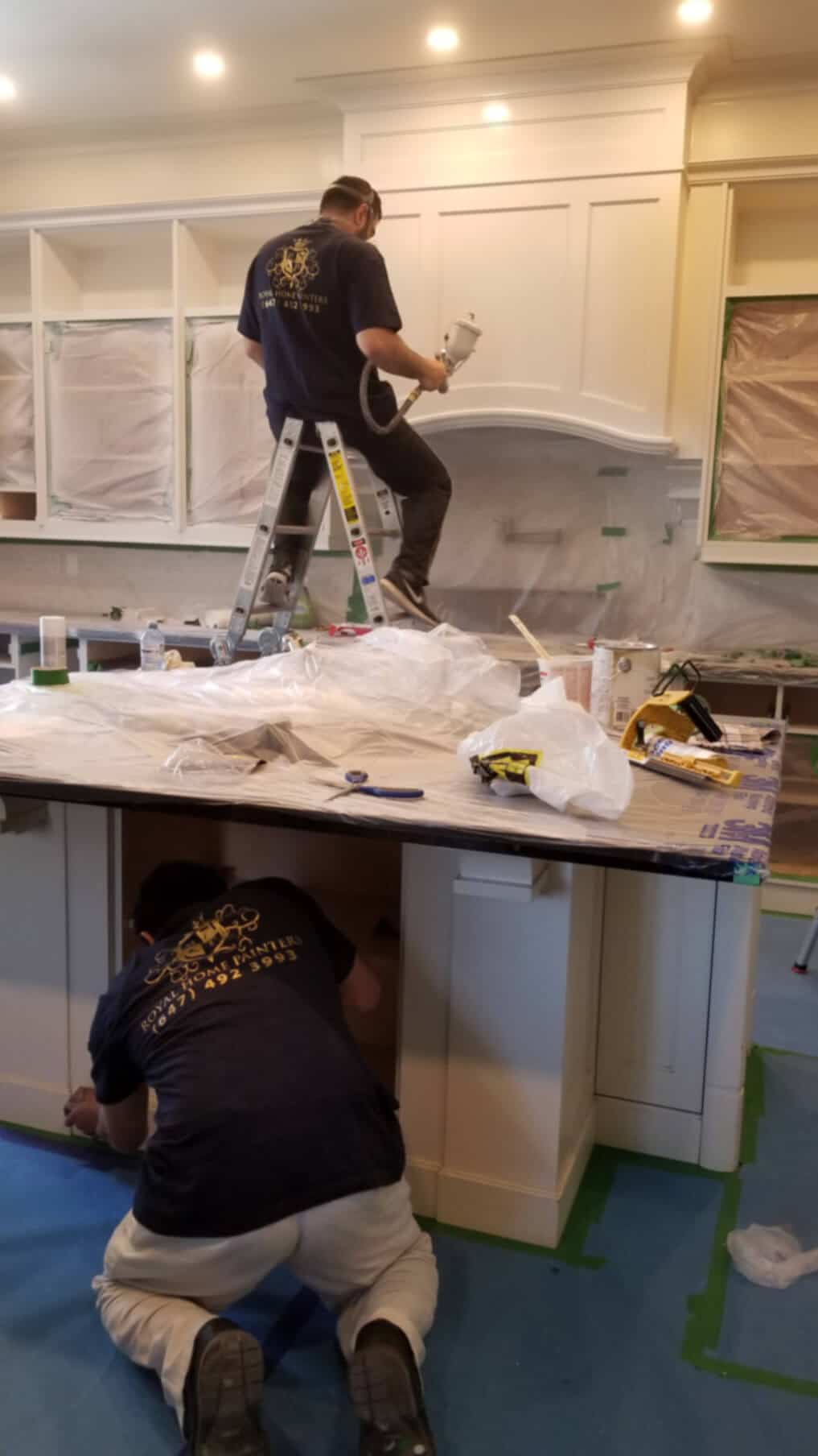 Interior House Painting Quote Estimation Free In Toronto