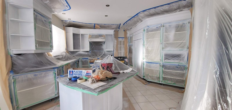 Painting Kitchen Cabinet Walls And Ceiling Toronto