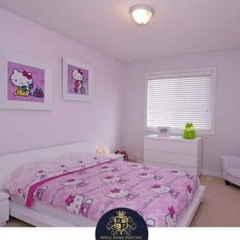 Baby Girl Bedroom Painting Colour Toronto Downtown