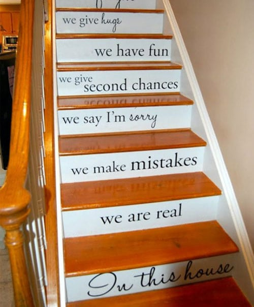 Creative Staircase Painting Ideas In Richmond Hill