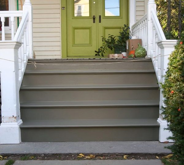 Front Staircase Porch Painting Free Estimate