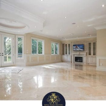 High Quality Professional Residential Interior Painting North York