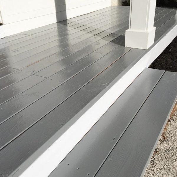 Professional Porch Deck Painters Toronto