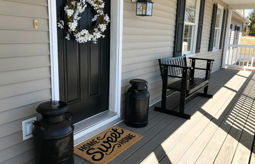 Summer Time Front Porch Repair Toronto