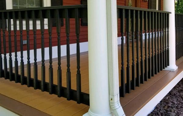 Front Porch Painting Porch Staining Toronto York North York Aurora
