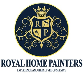Royal Home Painters Toronto Logo New