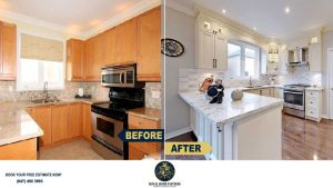 Complete-Kitchen-Renovation-On-Budget-Thornhill